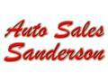 Sanderson Auto Sales