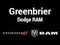 Greenbrier Dodge RAM