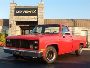 1986 Chevrolet C10/K10