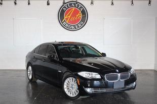 2012 BMW 535