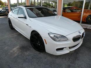 2013 BMW 640 Gran Coupe