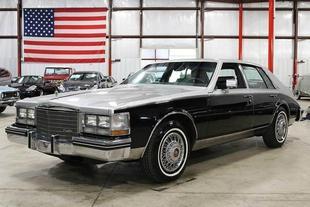 1985 Cadillac Seville