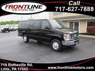 2009 Ford E350 Super Duty