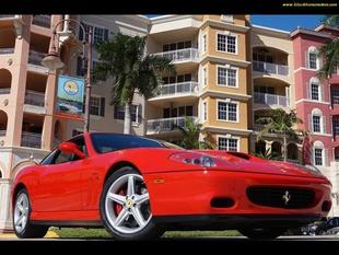 2002 Ferrari 575 M