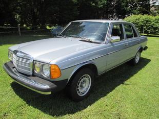 1983 Mercedes-Benz E-Class