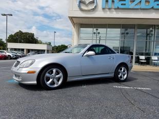 2001 Mercedes Benz SLK Class