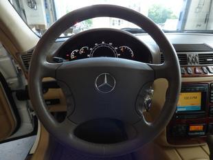 2000 Mercedes-Benz S-Class