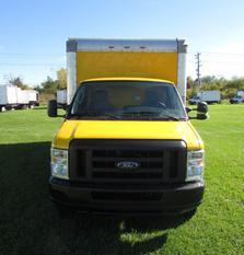 2012 Ford E350 Super Duty