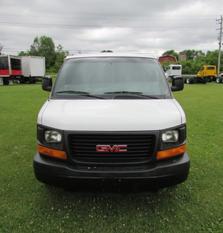 2011 GMC Savana 2500