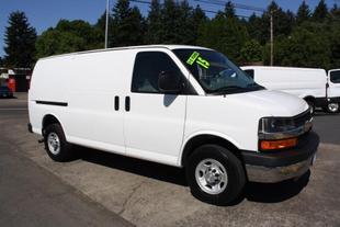 2015 Chevrolet Express 3500