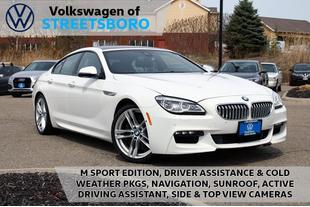 2017 BMW 650 Gran Coupe