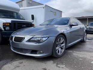 2008 BMW 650