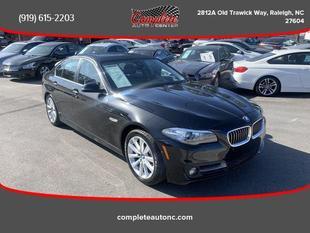 2016 BMW 535