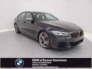 2021 BMW M550