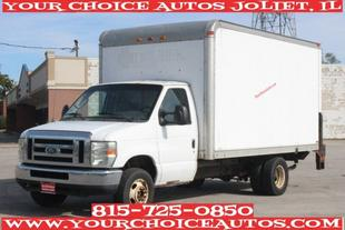2008 Ford E350 Super Duty
