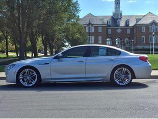 2014 BMW 650 Gran Coupe