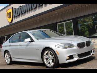 2013 BMW 535