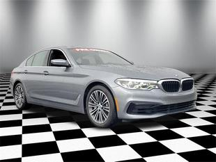 2019 BMW 540