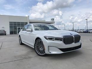 2020 BMW 740