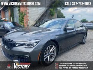 2017 BMW 750