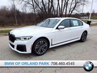 2021 BMW 750