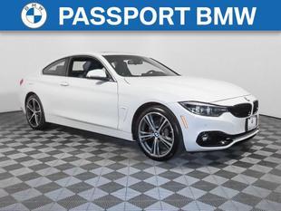 2018 BMW 430