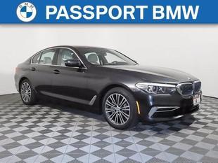 2020 BMW 530