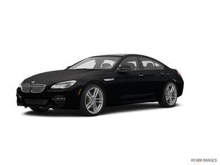 2016 BMW 650 Gran Coupe