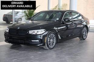 2018 BMW 540