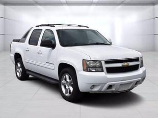 2011 Chevrolet Avalanche