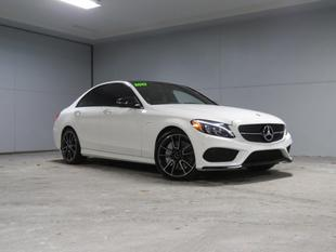 2017 Mercedes-Benz AMG C 43