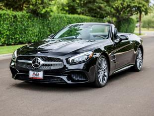 2017 Mercedes-Benz SL 550