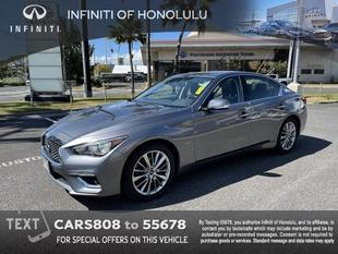 2018 Infiniti Q50