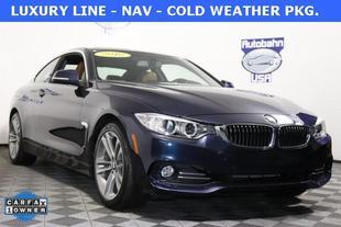 2016 BMW 428