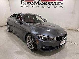 2019 BMW 430 Gran Coupe