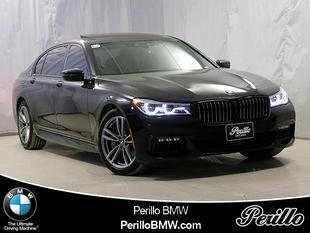 2018 BMW 750
