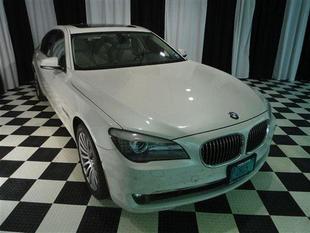 2010 BMW 750