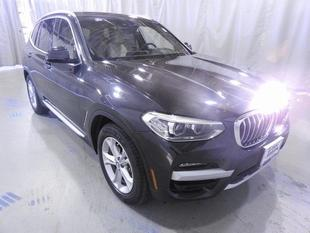 2021 BMW X3 PHEV