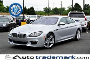 2013 BMW 650 Gran Coupe