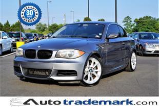 2012 BMW 135