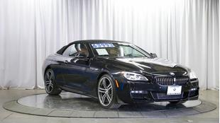 2018 BMW 650