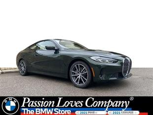 2021 BMW 430