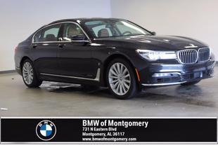 2018 BMW 740e