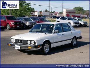 1988 BMW 528