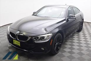 2016 BMW 428 Gran Coupe