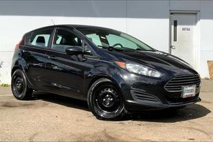 2015 Ford Fiesta