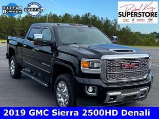 2019 GMC Sierra 2500