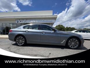 2018 BMW 530