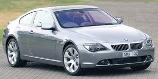 2005 BMW 645