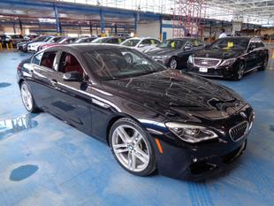 2016 BMW 640 Gran Coupe